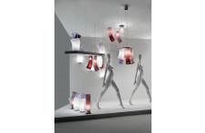 ASSIBA | suspension lamp | Vistosi