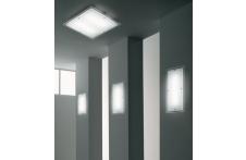 Quadra | Ceiling/Wall lamp | Vistosi