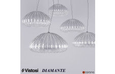 DIAMANTE | suspension lamp | Vistosi